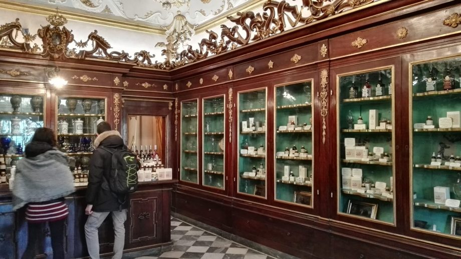pharmacie de santa Maria Novelle