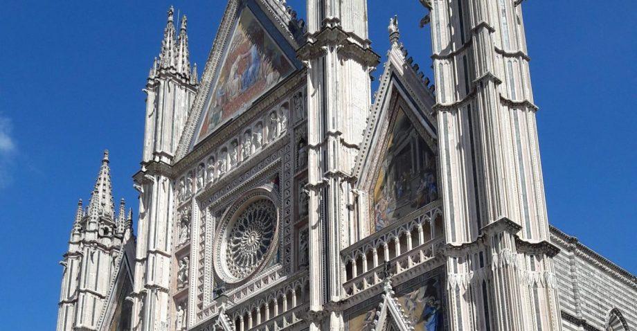 la place d'Orvieto
