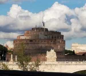 visiter le château Saint Ange