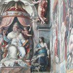 Vatican chambre de Constantin