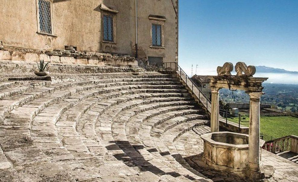 visite guidée de Palestrina