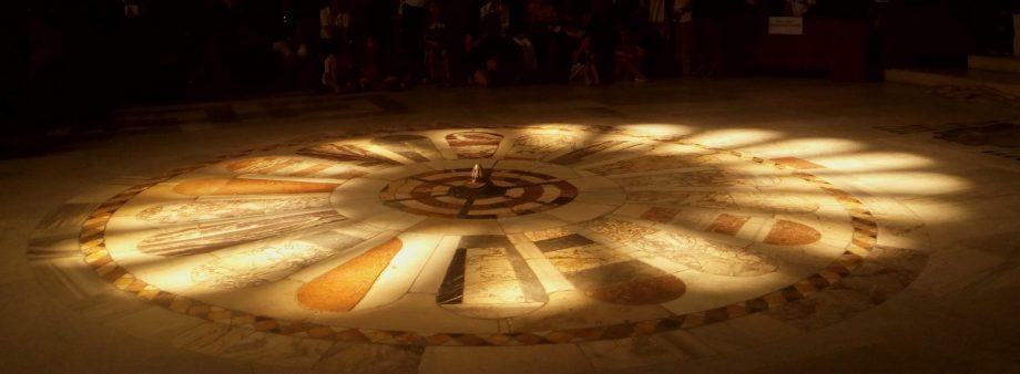 solstice d'été à Bari