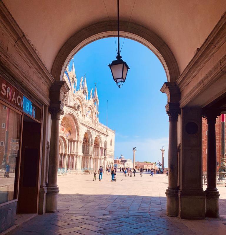 architecture à Venise