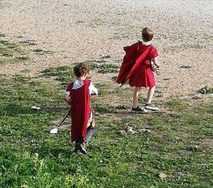 Jeux dans la Rome antique