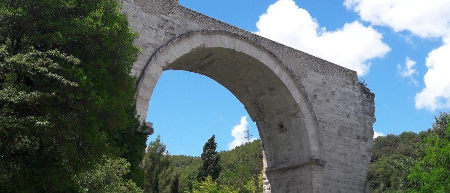 pont de l'empereur Auguste