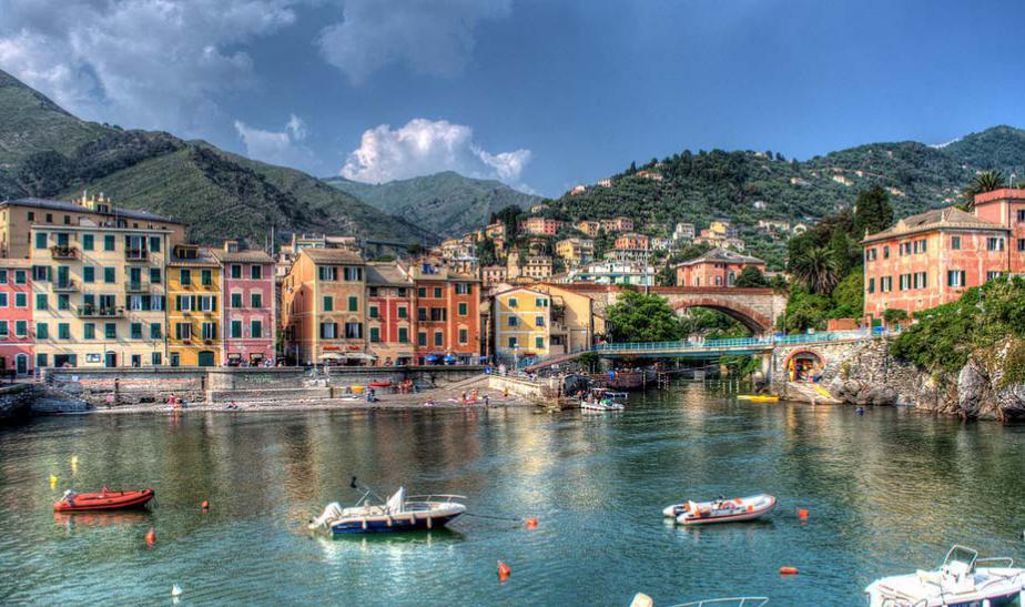 Cinque Terre à Gênes